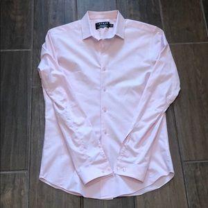 Topman fitted dress shirt